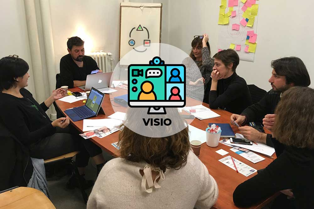 Les outils de communication de l'entrepreneur - visio
