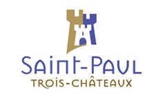 Logo Saint Paul trois chateaux