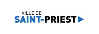 Logo Ville de Saint-Priest