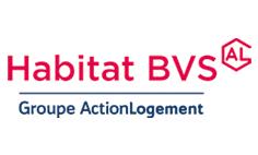 Logo Habitat BVS