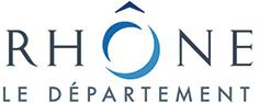logo Rhône département