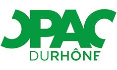 Logo OPAC du Rhône