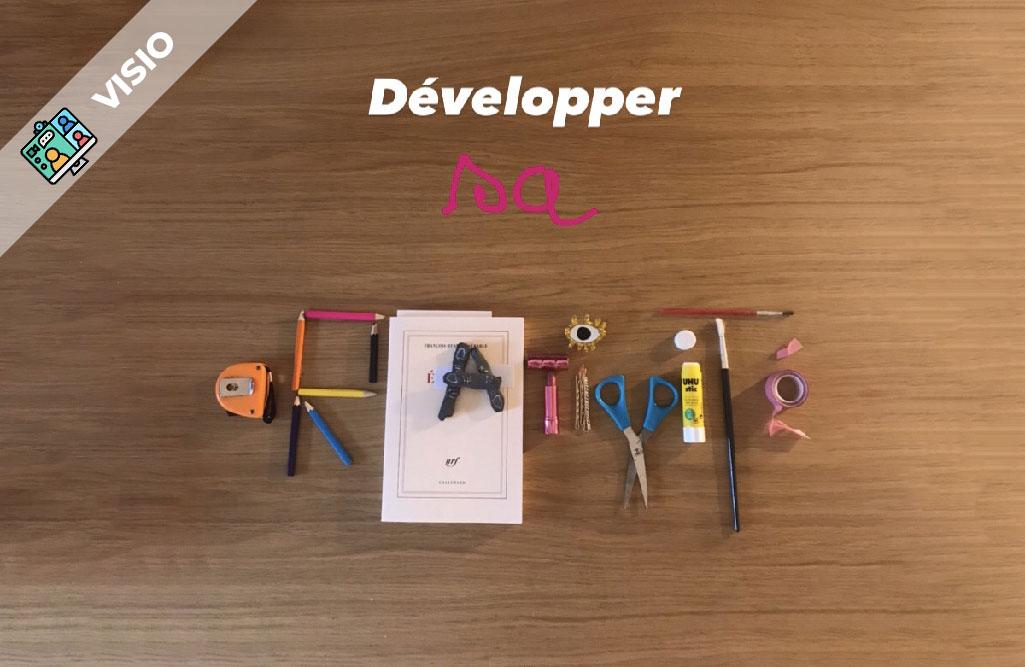 Atelier Développer sa créativité en Visio